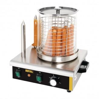 Buffalo Hot dog warmer with 2 spikes