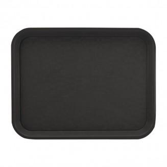 Roltex Paturel Service Tray Black 435 x 310mm