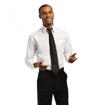 Chef Works Unisex Long Sleeve Shirt White L
