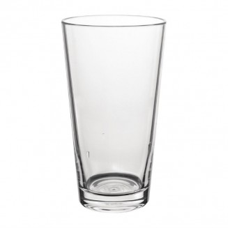 Roltex BPA-Free Plastic Beer Glass 350ml