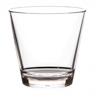 Roltex BPA-Free Plastic Whisky Glass 350ml