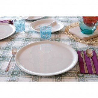 Saturnia Napoli Pizza Plate 280mm