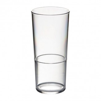 Roltex Polycarbonate Beer Glass 280ml