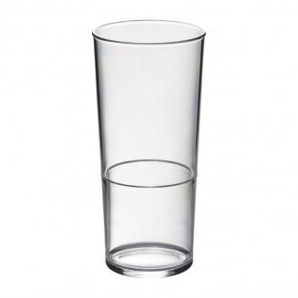 Roltex Polycarbonate Beer Glass 340ml