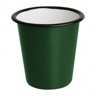 Olympia Enamel Tumbler Green 310ml