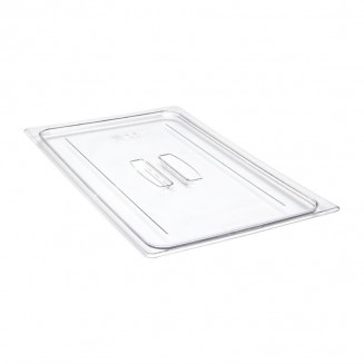 Cambro BPA Free Gastronorm Food Pan GN 1/1 Cover with handle