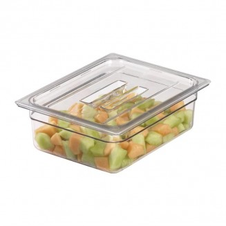 Cambro BPA Free Gastronorm Food Pan GN 1/2 Cover with handle