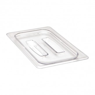 Cambro BPA Free Gastronorm Food Pan GN 1/4 Cover with handle