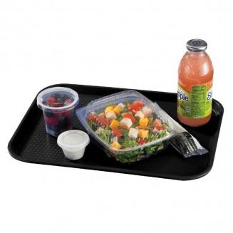 Cambro Polypropylene Fast Food Tray Black 410mm