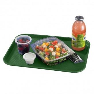 Cambro Polypropylene Fast Food Tray Green 410mm