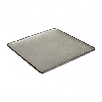 Olympia Mineral Square Plate 230mm