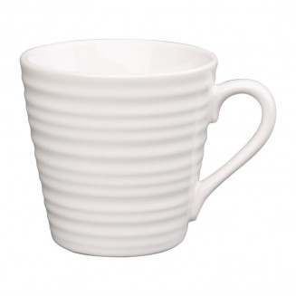 Olympia Café Aroma Mugs White 340ml