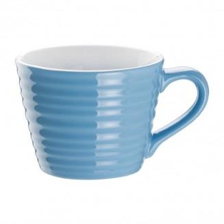 Olympia Café Aroma Mugs Blue 230ml