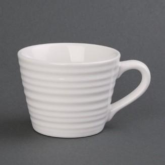 Olympia Café Aroma Mugs White 230ml