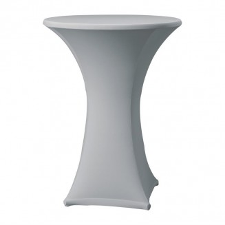 Samba Stretch table cover grey D1