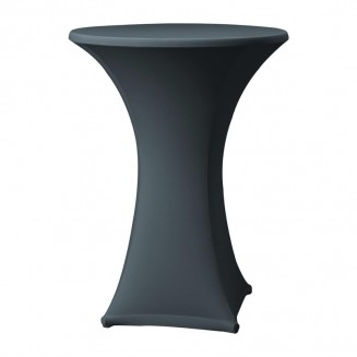 Samba Stretch table cover anthracite D1