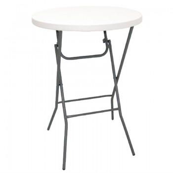 Bolero Poseur Folding Table 800mm