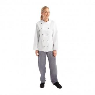 Whites Chicago Unisex Chefs Jacket Long Sleeve 2XL