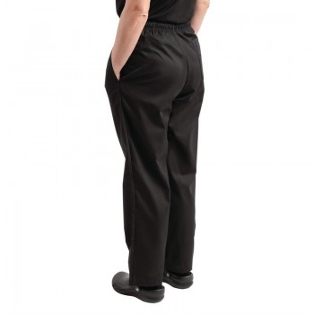 Whites Easyfit Trousers Teflon Black M