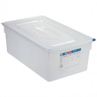 Araven Polypropylene 1/1 Gastronorm Food Storage Box 28Ltr