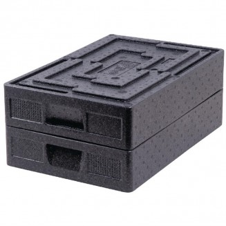 Thermobox Black Salto Gastronorm Box 15Ltr