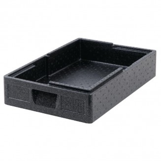 Thermobox Black Salto Gastronorm Box 21Ltr