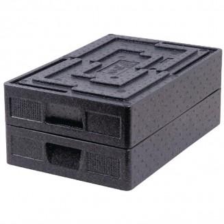 Thermobox Black Salto Gastronorm Box 21Ltr