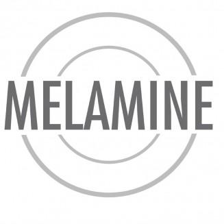 Kristallon Melamine 1/2 Gastronorm Dish 100mm