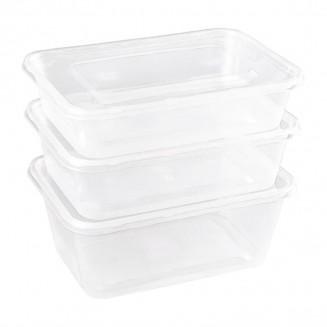 Fiesta Medium Plastic Microwave Container