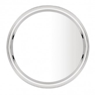 Olympia Stainless Steel Round Service Tray 355mm