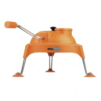 Dynamic Dynacoupe Manual Slicer and Shredder with Two Discs