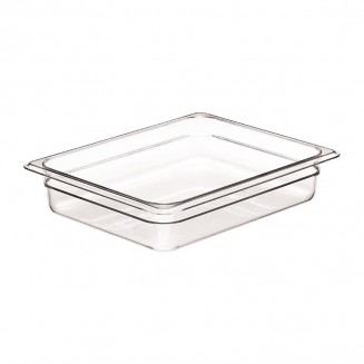 Cambro Polycarbonate 1/2 Gastronorm Pan 65mm