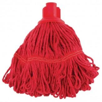 Jantex Bio Fresh Socket Mop Head Red