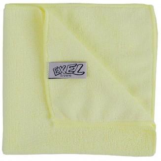 Jantex Microfibre Cloths Yellow