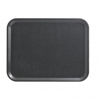 Cambro Capri Laminate Canteen Tray Granite 430mm