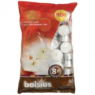 Bolsius 8 Hour Tealights