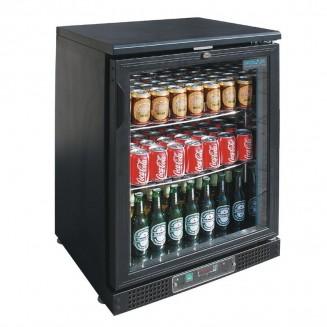 Polar Low Height Hinged Door Display Cooler 104 Bottles