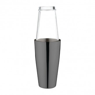 Olympia Boston Shaker Gunmetal