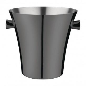 Olympia Wine Bucket Gunmetal