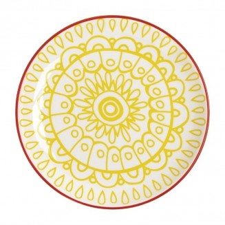 Olympia Fresca Small Plates Yellow 178mm