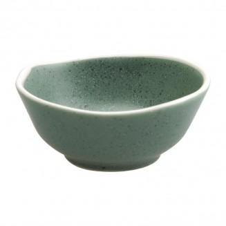 Olympia Chia Dipping Dishes Green 80mm