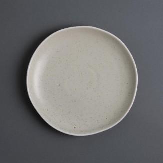 Olympia Chia Plates Sand 205mm