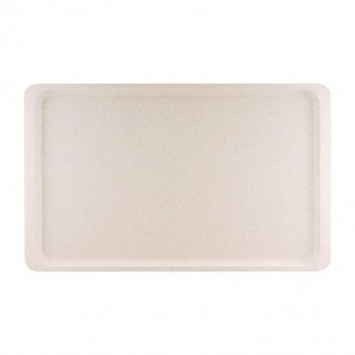 Roltex Polyester 1/1 GN Service Tray Grey 530 x 325mm