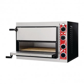 Gastro-M Pisa Two Chamber Pizza Oven